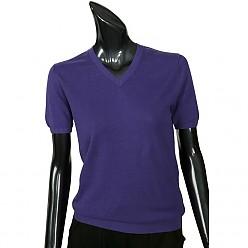 한지 여골프T셔츠#1(브이넥)